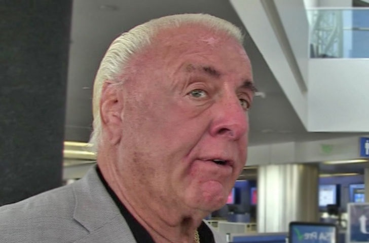 Ric Flair says he has slept with 10,000 women