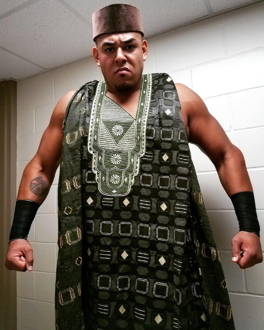 Babatunde Aiyegbusi WWE NXT