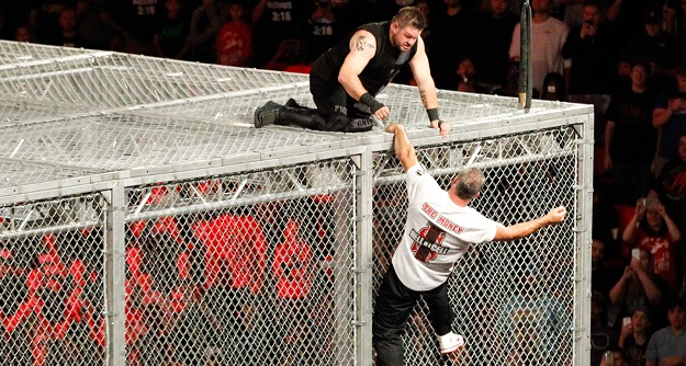 ECW Legend Taz Impressed With Hell In A Cell 2017