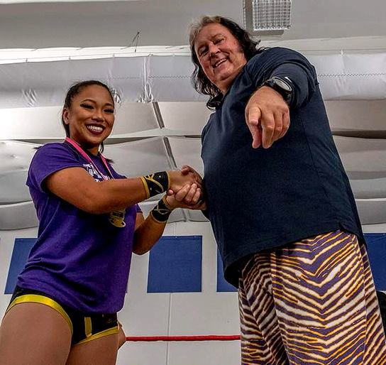 Honky Tonk Man Says Says Indy Diva Will Never Make It In WWE