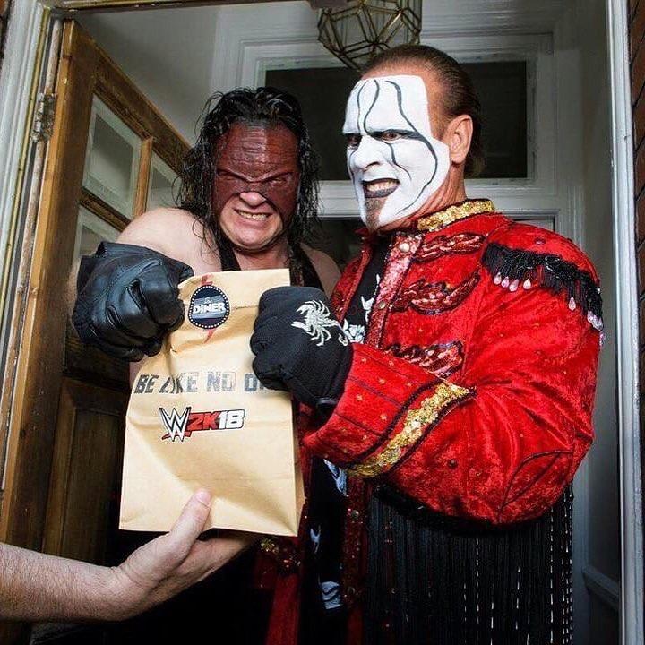 Kane & Sting 2017