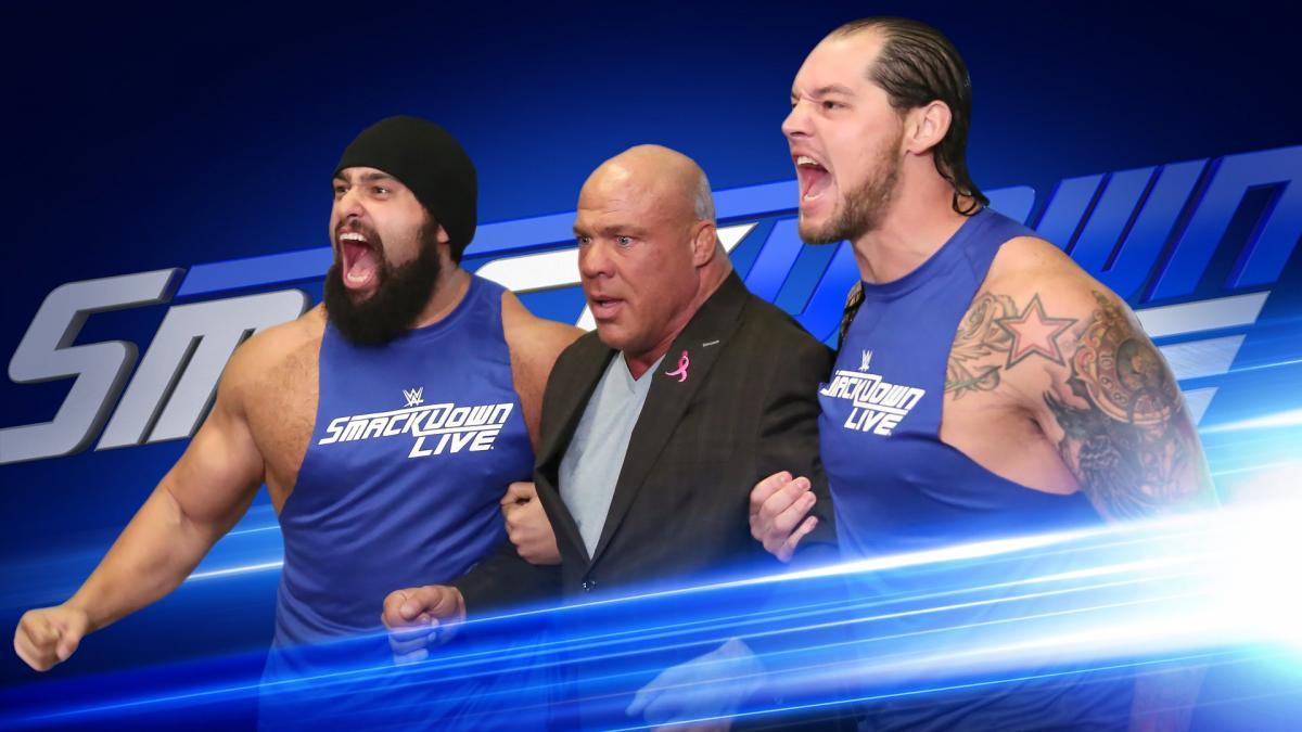Raw - SmackDown Live Invasion - Survivor Series 2017