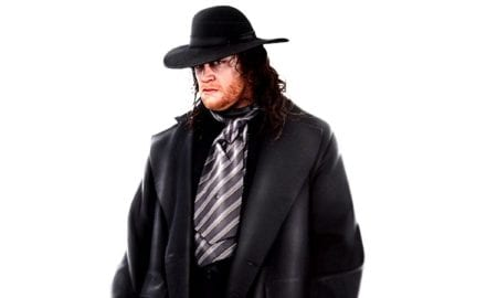 Undertaker WWF 1990