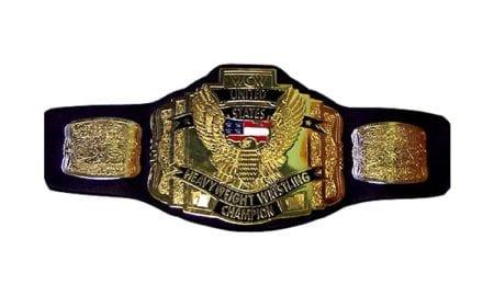 WWE WCW US United States Championship Title Belt