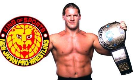 Chris Jericho To Face Kenny Omega At NJPW Wrestle Kingdom 12