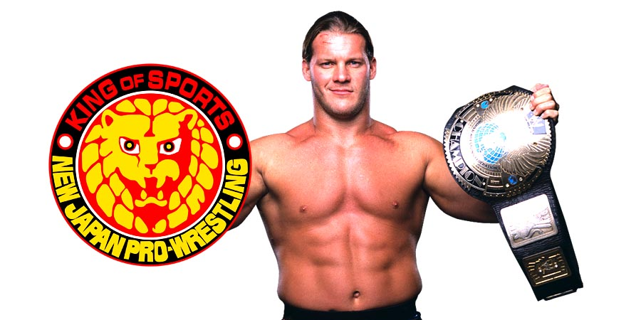 Chris Jericho To Face Kenny Omega At NJPW Wrestle Kingdom 12