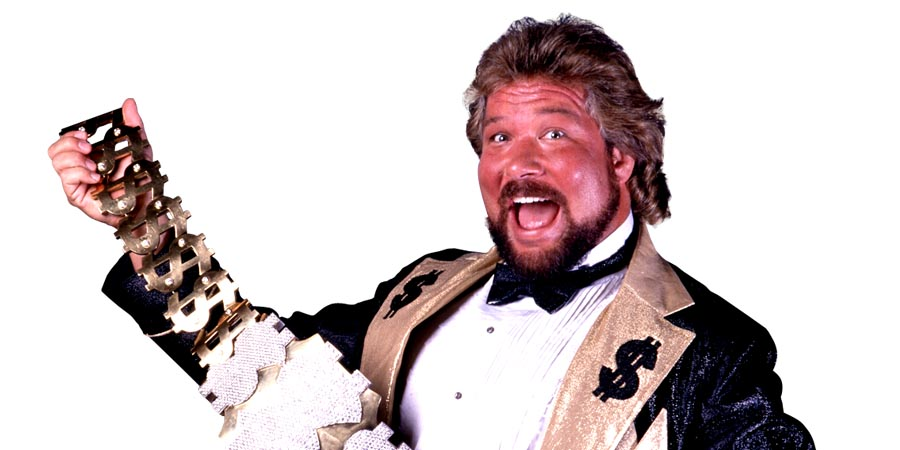 Ted DiBiase Million Dollar Man