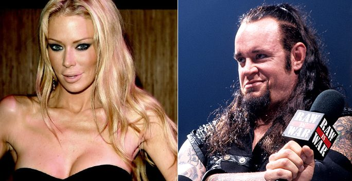The Undertaker and Jenna Jameson