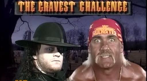 The Undertaker vs. Hulk Hogan - Gravest Challenge (Survivor Series 1991)