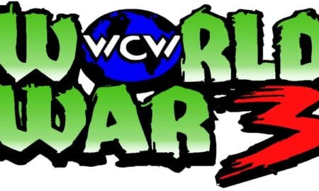 World War 3 WW3 III WCW PPV