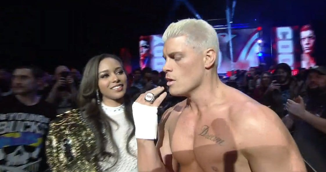 Cody Rhodes debuts new look and loses ROH World Title at ROH Final Battle 2017