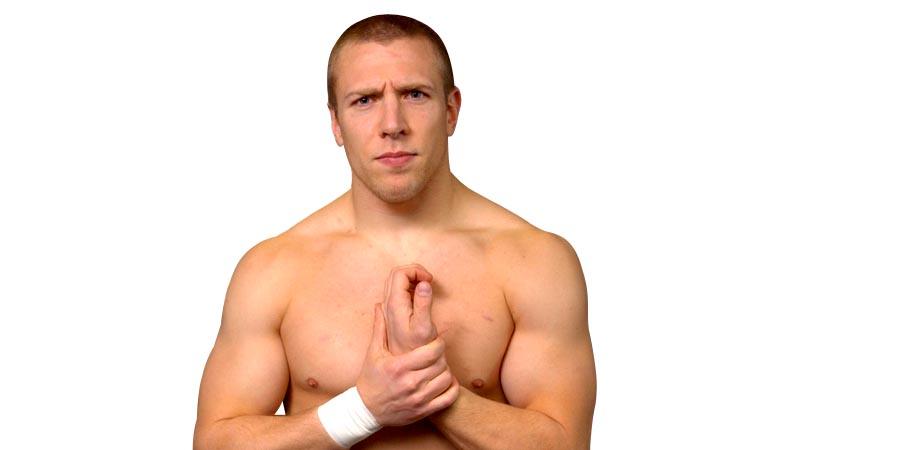Daniel Bryan - Bryan Danielson WWE ROH