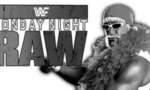 Hulk Hogan 25th Anniversary of Raw January 22, 2018
