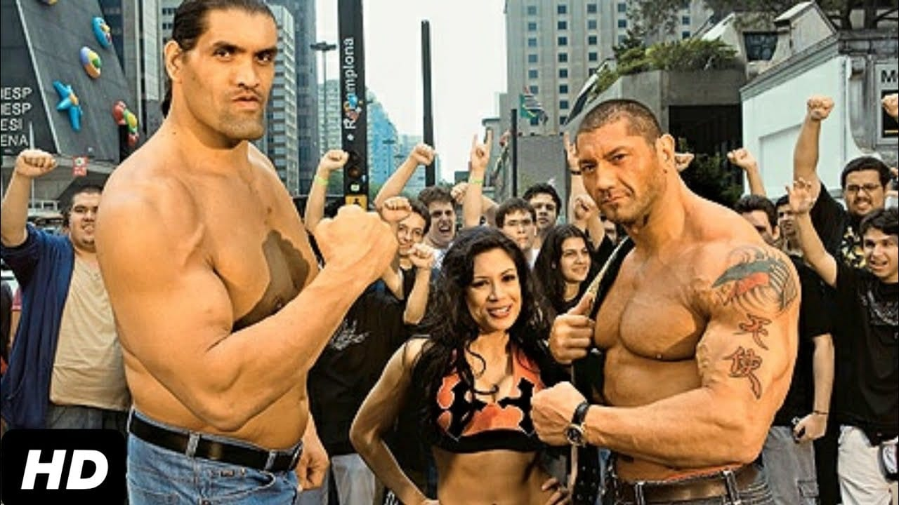 The great khali batista wwf old school the great khali batista voltagebd Image collections