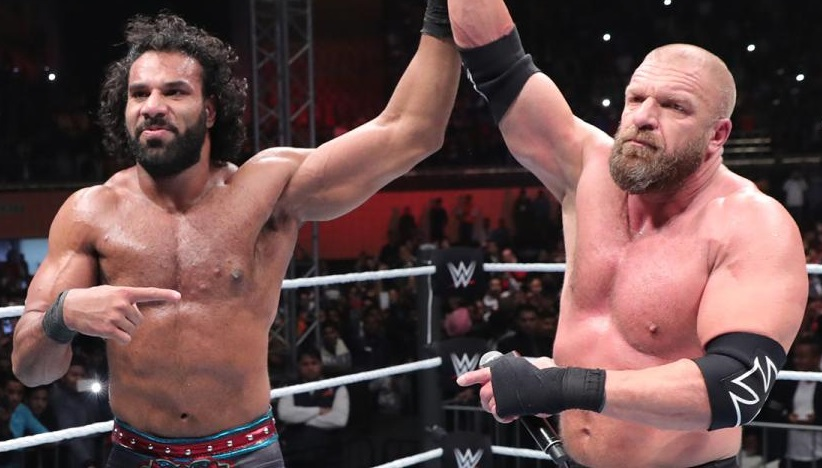 Triple H Explains Why He Defeated Jinder Mahal At WWE Live India