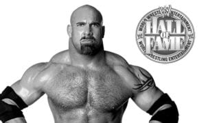 Goldberg WWE Hall of Fame Class of 2018