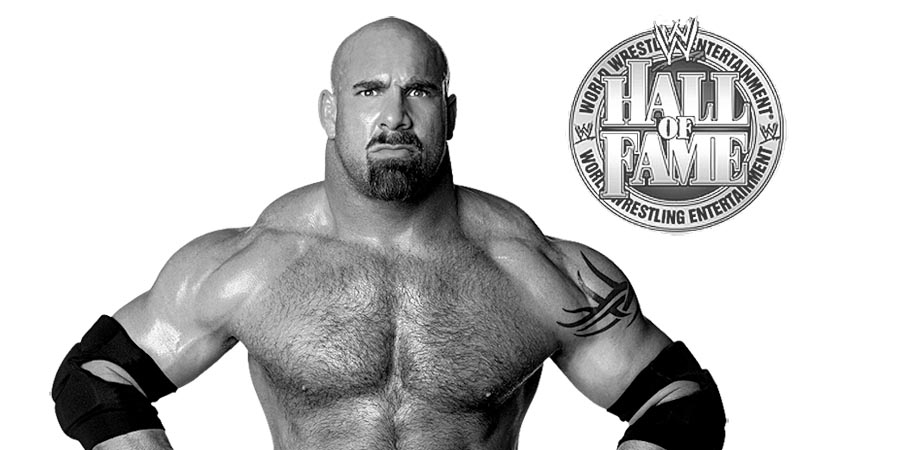 Goldberg WWE Hall of Fame Class of 2018