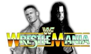 John Cena vs. The Undertaker - WrestleMania 34