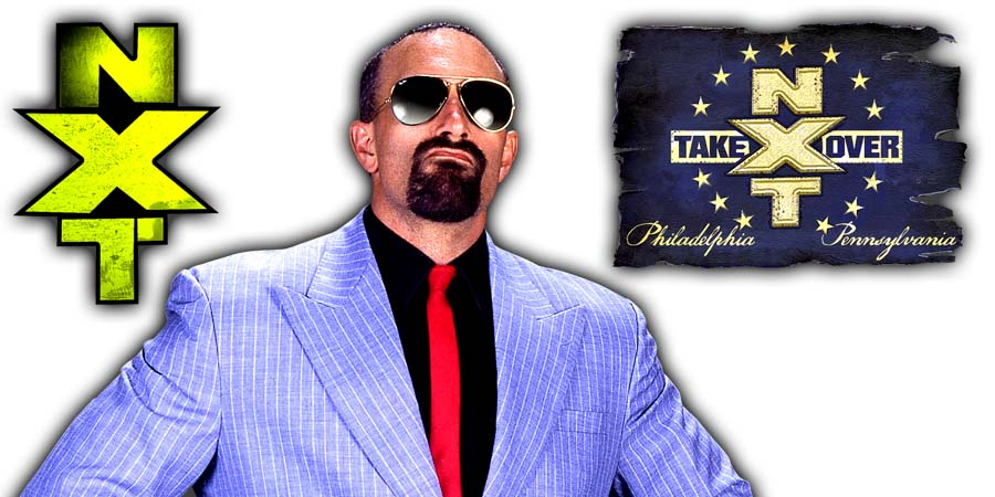 NXT TakeOver Philadelphia (Live Coverage & Results) - Andrade Cien Almas vs. Johnny Gargano, Ember Moon vs. Shayna Baszler