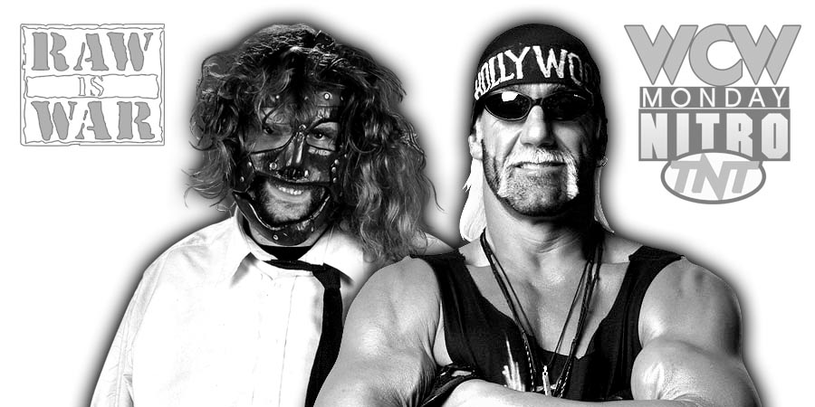 On This Day In Pro Wrestling History - January 4, 1999 (Mankind Wins WWF Title & Hollywood Hogan wins WCW World Heavyweight Title After Fingerpoke of Doom