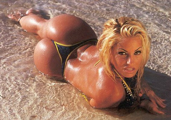 trish stratus big ass
