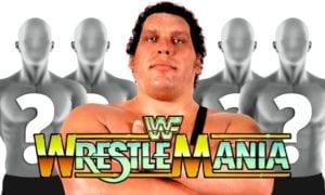 Andre the Giant Memorial Battle Royal WrestleMania