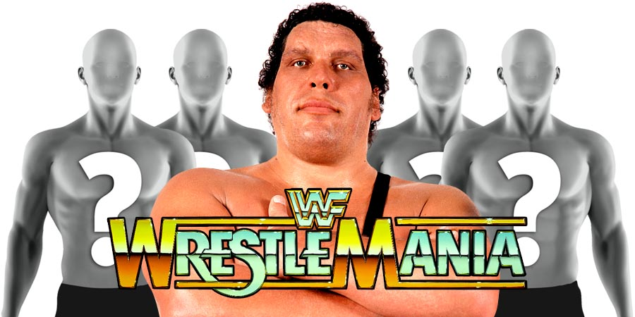 Andre the Giant Memorial Battle Royal WrestleMania