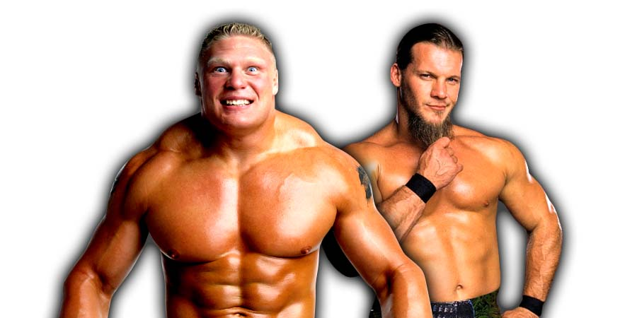 Brock Lesnar & Chris Jericho