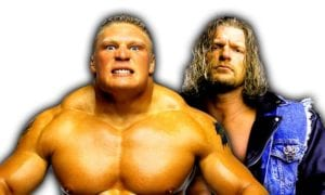 Brock Lesnar & Triple H