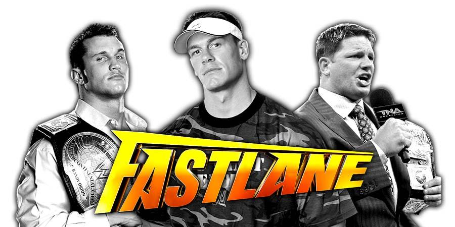 FastLane 2018 (Live Coverage & Results) - AJ Styles vs. John Cena vs. Dolph Ziggler vs. Baron Corbin vs. Sami Zayn vs. Kevin Owens