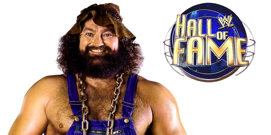 Hillbilly Jim WWE Hall of Fame Class of 2018