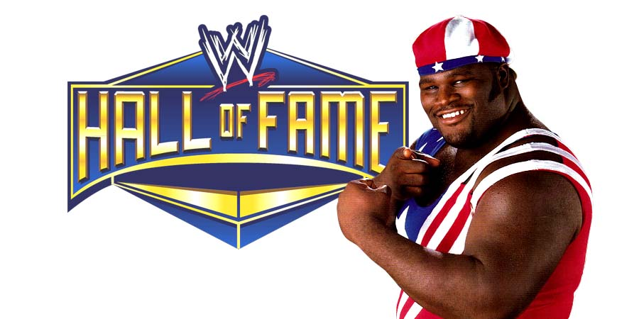 Mark Henry WWE Hall of Fame Class of 2018