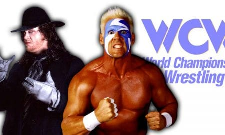 Real Photo From Sting vs. The Undertaker Match From WCW 1990 Released