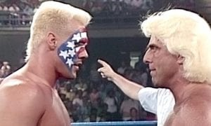 Ric Flair vs. Sting - The Great American Bash 1990