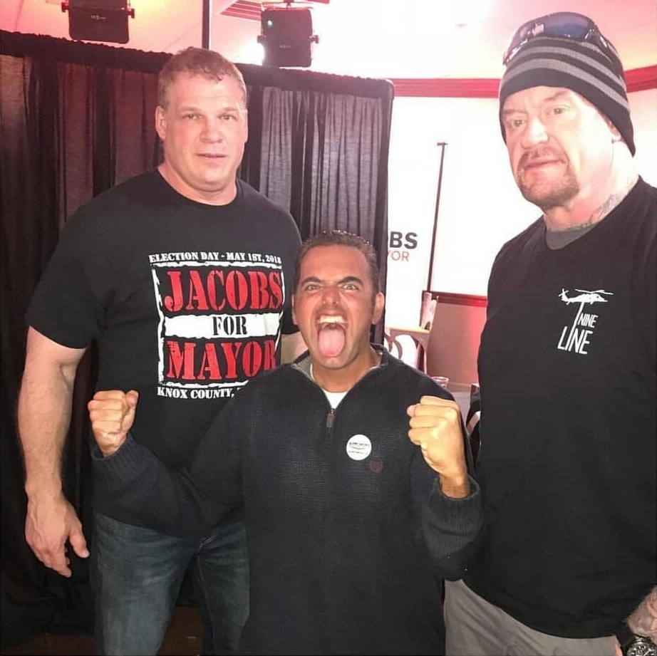 The Undertaker & Kane Reunite in 2018 - 3