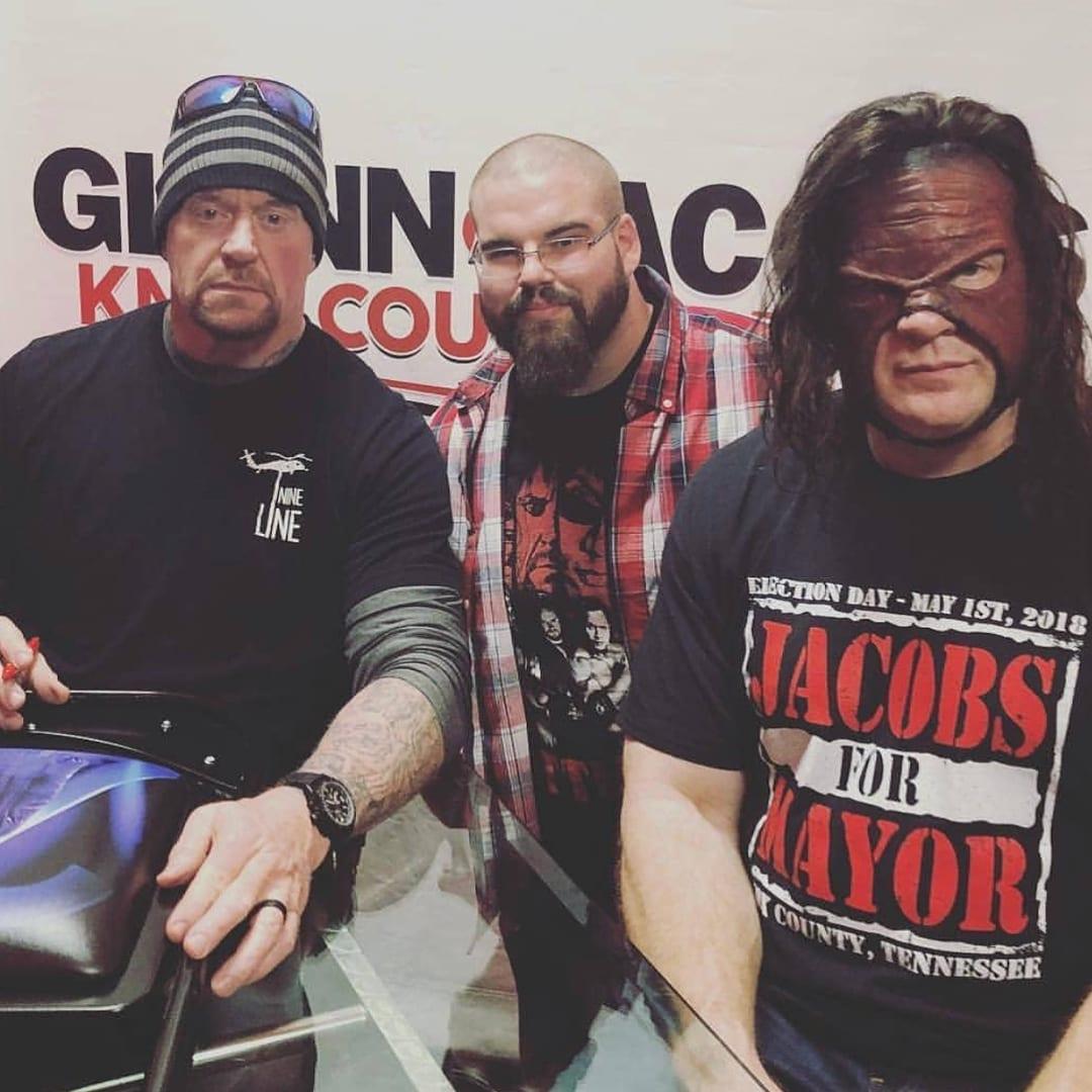 The Undertaker & Kane Reunite in 2018 - 7