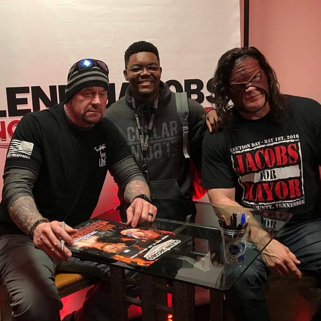 The Undertaker & Kane Reunite in 2018 - 9
