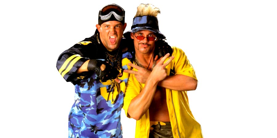 Too Cool - Scotty 2 Hotty & Brian Christopher