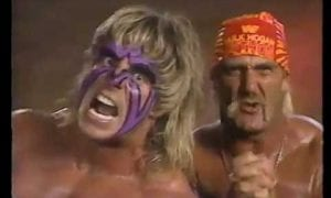 Ultimate Warrior & Hulk Hogan