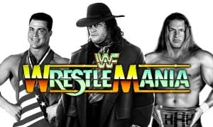 WrestleMania 34 - The Undertaker, Kurt Angle, Triple H