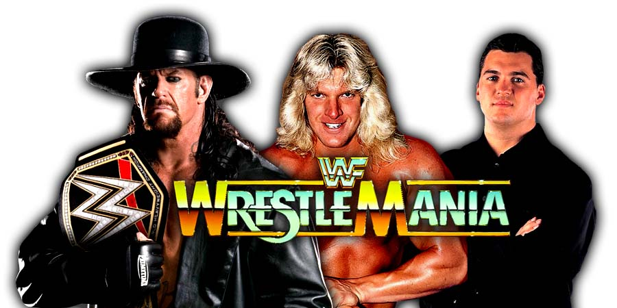13 Plans That Got Cancelled For WrestleMania 34