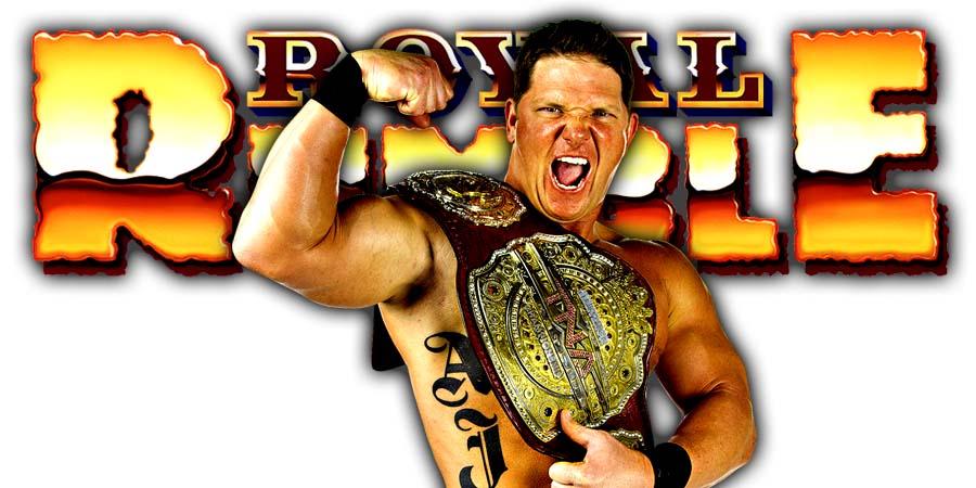 AJ Styles Greatest Royal Rumble
