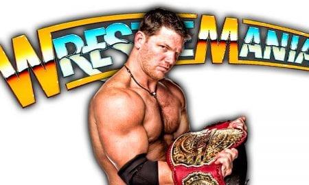 AJ Styles WrestleMania 34