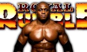 Bobby Lashley Greatest Royal Rumble