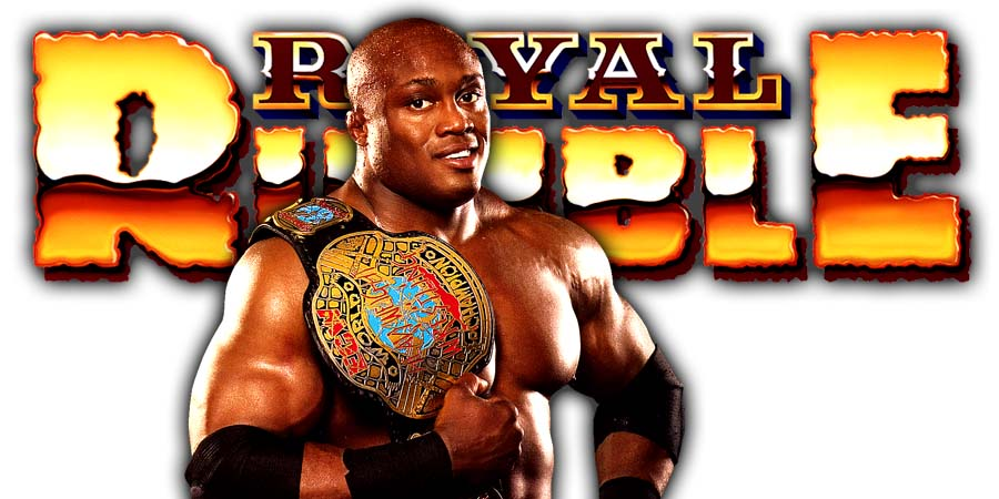 Bobby Lashley Greatest Royal Rumble