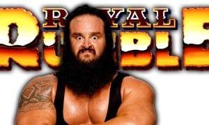 Braun Strowman Greatest Royal Rumble