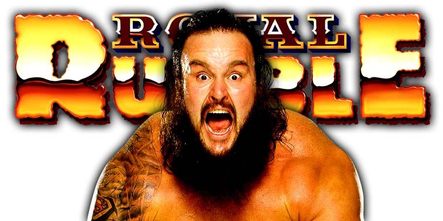 Braun Strowman Wins Greatest Royal Rumble