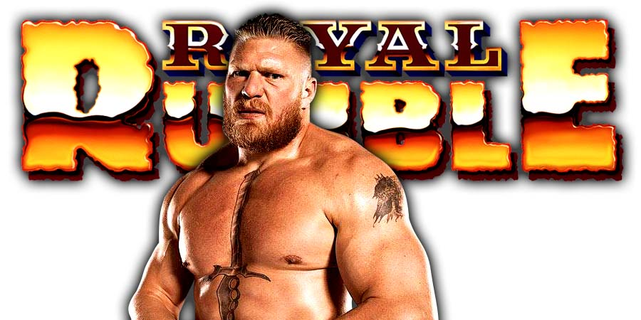 Brock Lesnar Greatest Royal Rumble