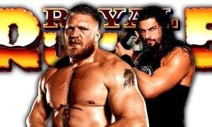 Brock Lesnar vs. Roman Reigns - Greatest Royal Rumble (Universal Championship Match)