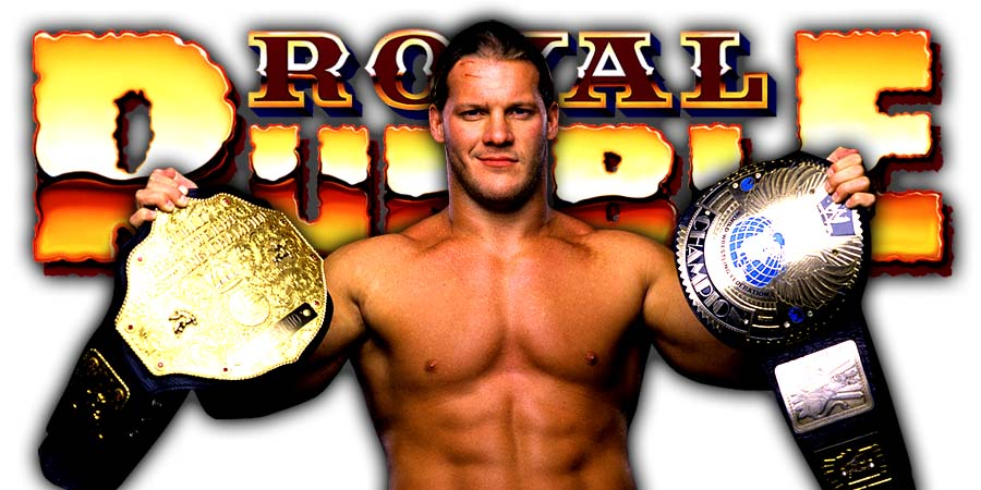 Chris Jericho Greatest Royal Rumble